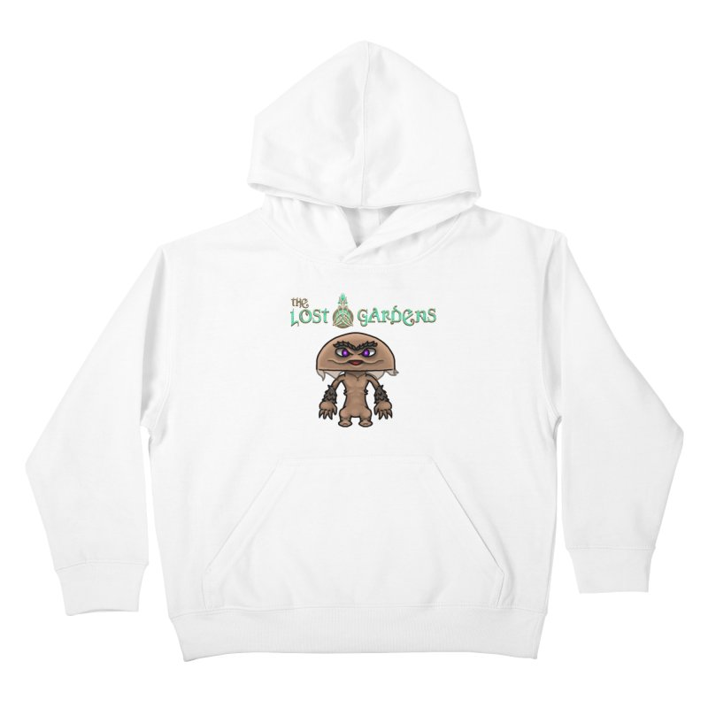 Mion Kids Pullover Hoody by The Lost Gardens Official Merch