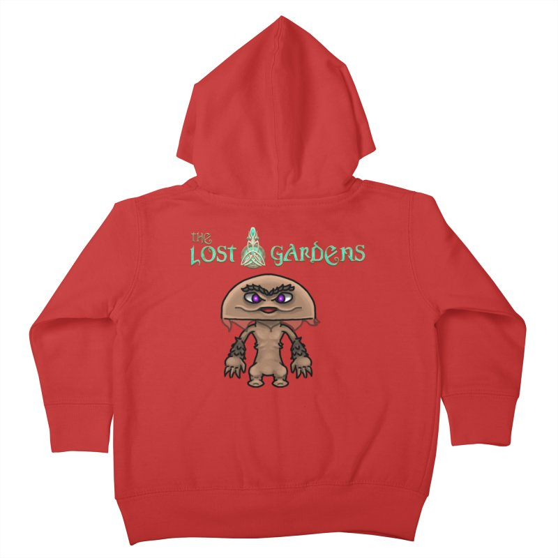 Mion Kids Toddler Zip-Up Hoody by The Lost Gardens Official Merch
