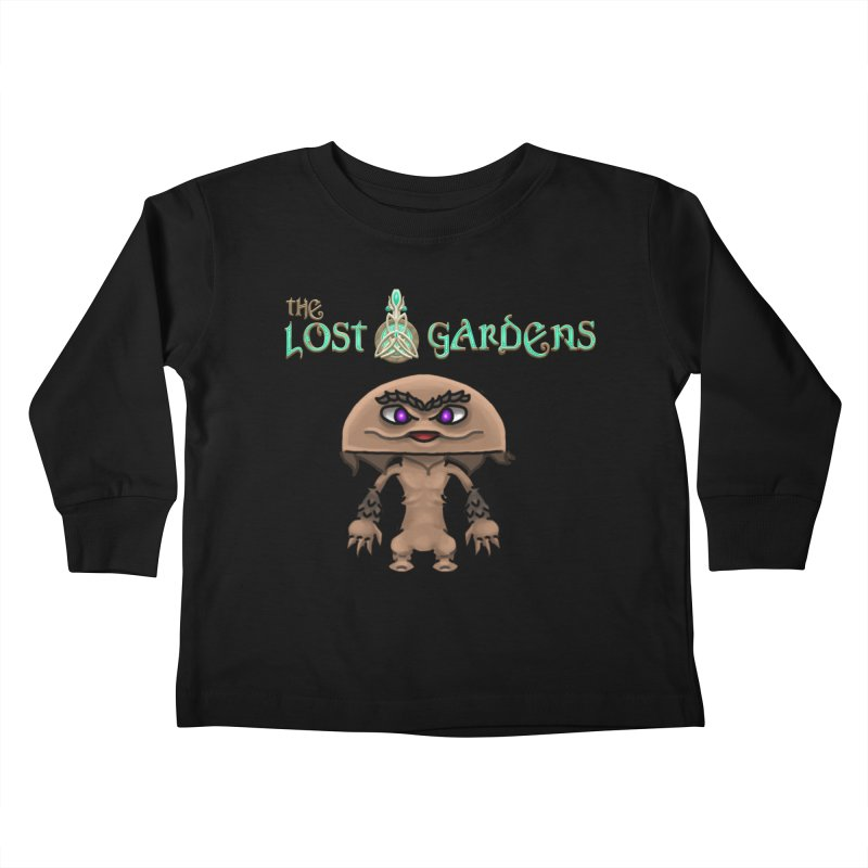 Mion Kids Toddler Longsleeve T-Shirt by The Lost Gardens Official Merch