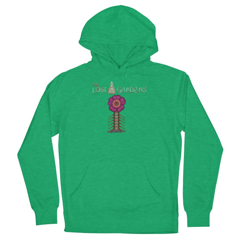 Raffelsipede Men's Pullover Hoody by The Lost Gardens Official Merch