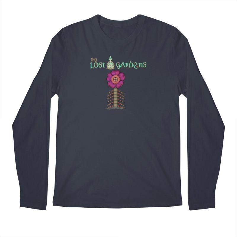 Raffelsipede Men's Longsleeve T-Shirt by The Lost Gardens Official Merch