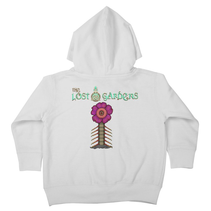 Raffelsipede Kids Toddler Zip-Up Hoody by The Lost Gardens Official Merch