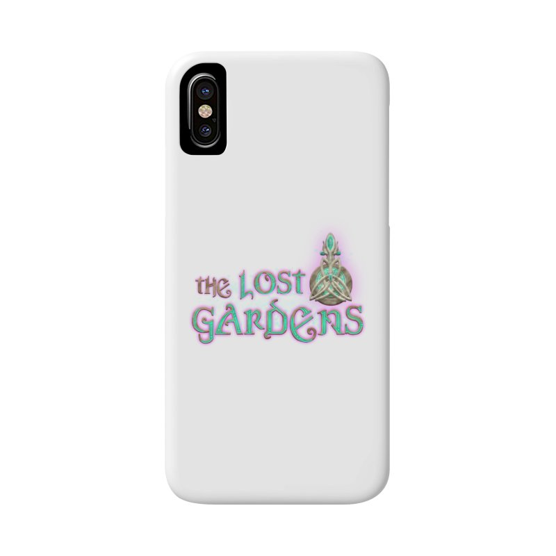 The Lost Gardens Accessories Phone Case by The Lost Gardens Official Merch