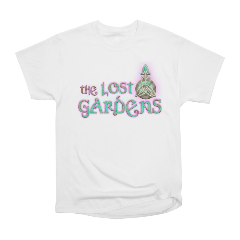 The Lost Gardens Women's Heavyweight Unisex T-Shirt by The Lost Gardens Official Merch