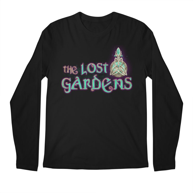 The Lost Gardens Men's Regular Longsleeve T-Shirt by The Lost Gardens Official Merch