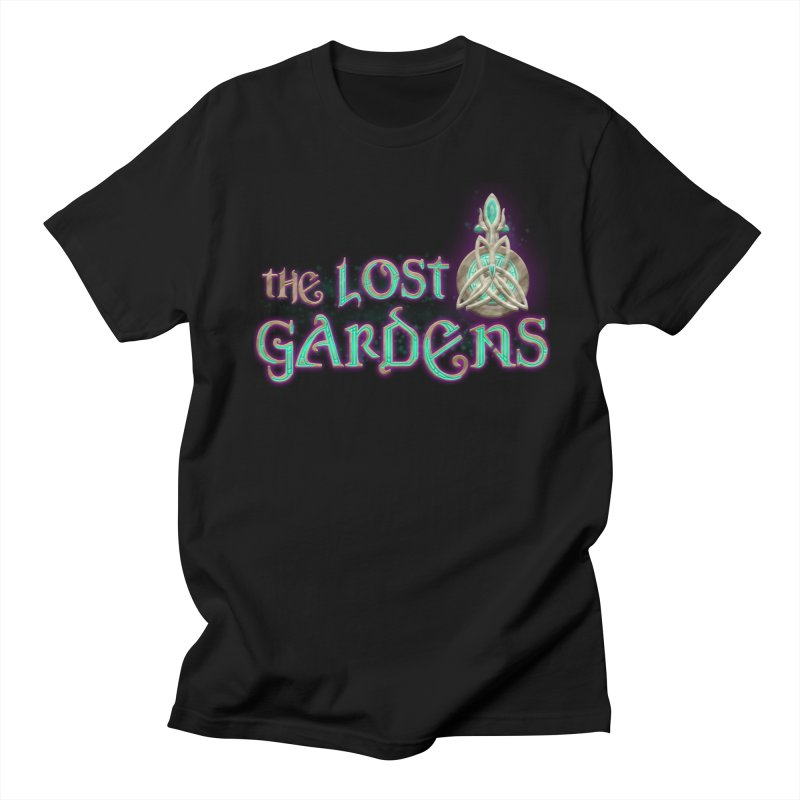The Lost Gardens Men's Regular T-Shirt by The Lost Gardens Official Merch