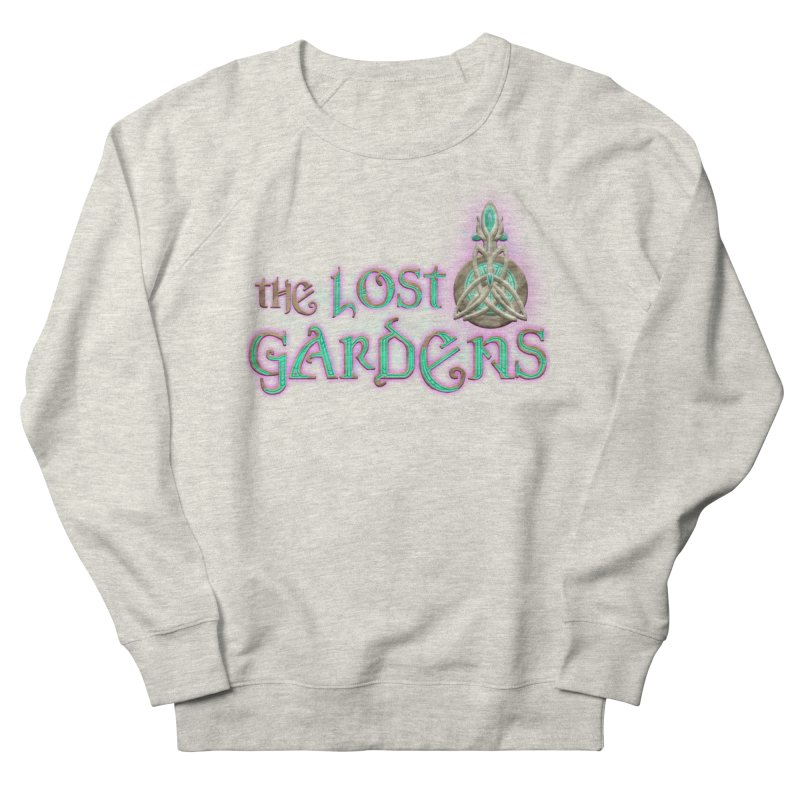 The Lost Gardens Men's French Terry Sweatshirt by The Lost Gardens Official Merch