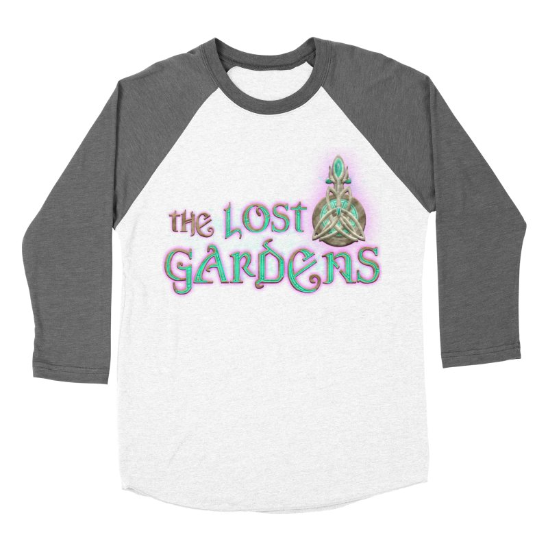 The Lost Gardens Women's Baseball Triblend Longsleeve T-Shirt by The Lost Gardens Official Merch
