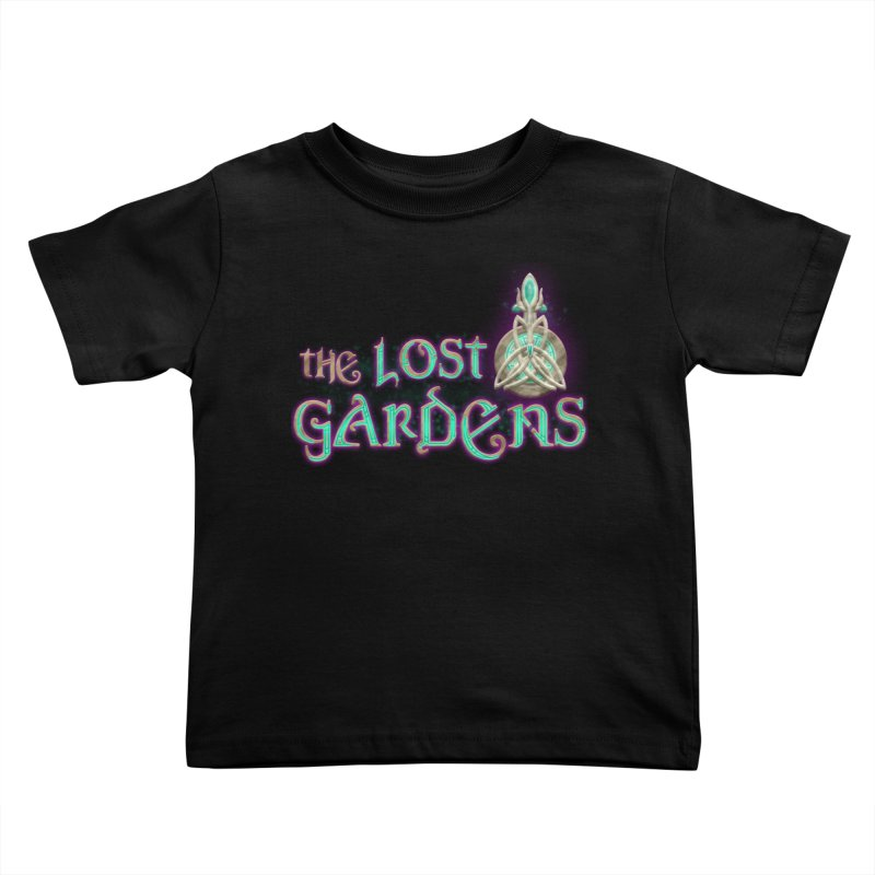 The Lost Gardens Kids Toddler T-Shirt by The Lost Gardens Official Merch