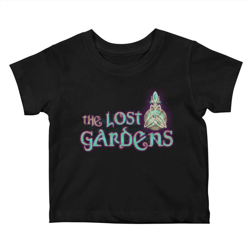The Lost Gardens Kids Baby T-Shirt by The Lost Gardens Official Merch