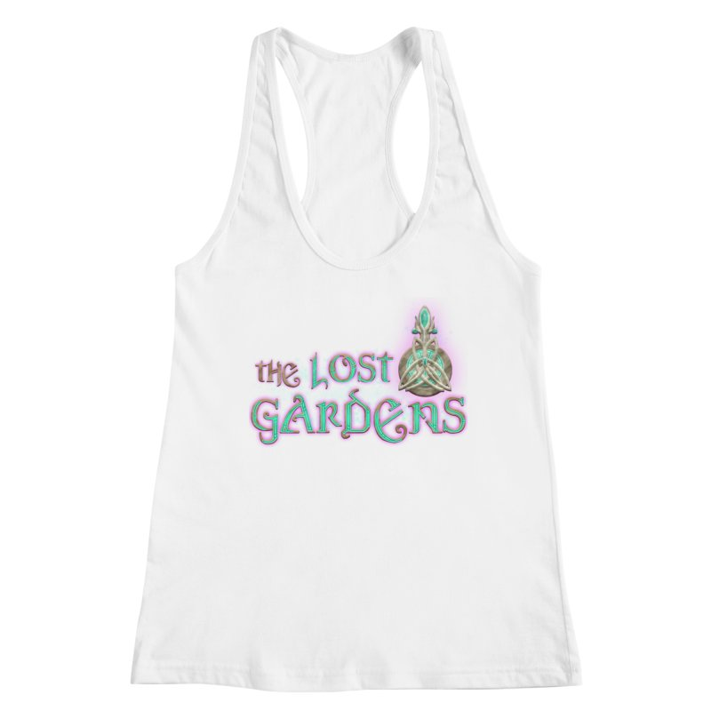 The Lost Gardens Women's Tank by The Lost Gardens Official Merch