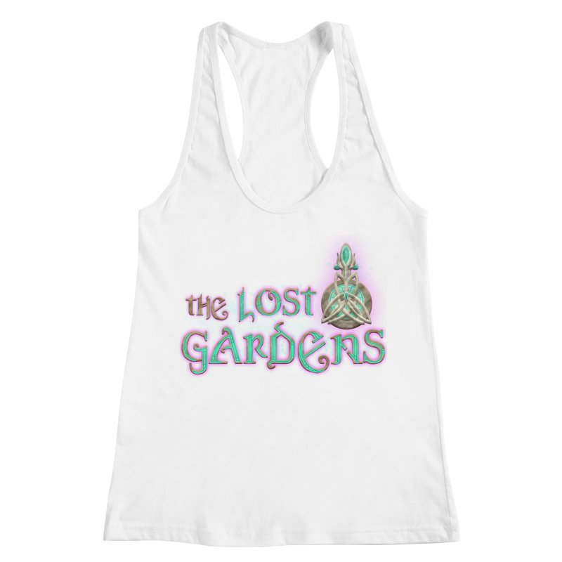 The Lost Gardens Women's Racerback Tank by The Lost Gardens Official Merch