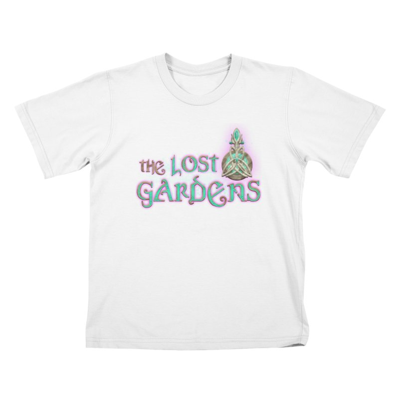 The Lost Gardens Kids T-Shirt by The Lost Gardens Official Merch