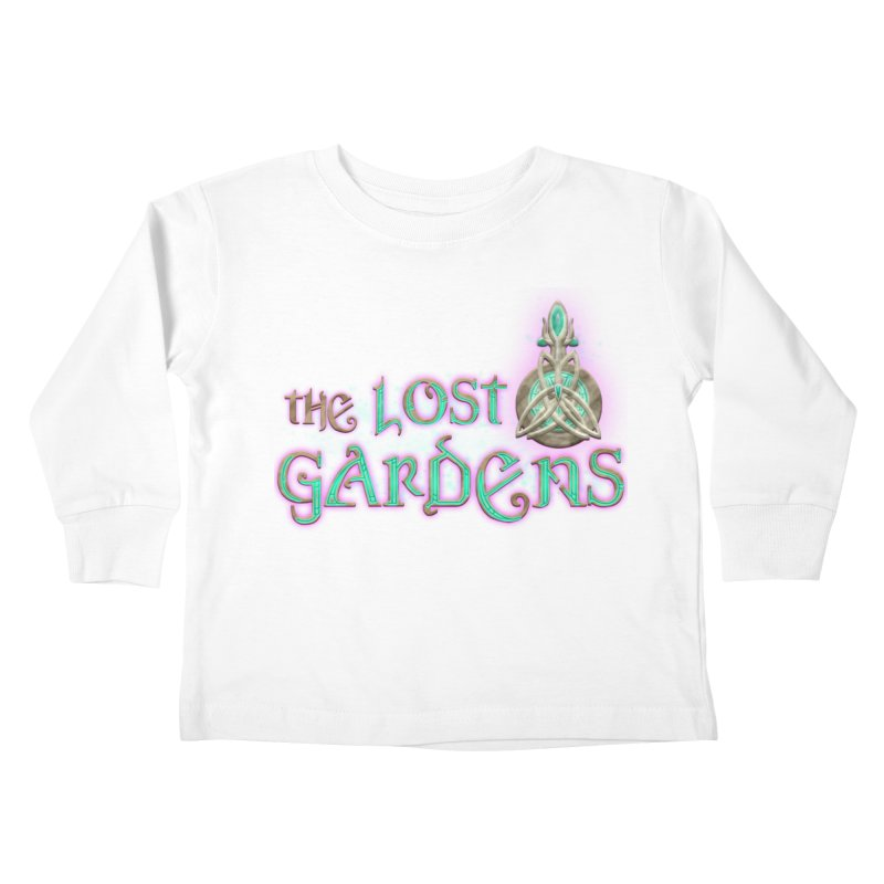 The Lost Gardens Kids Toddler Longsleeve T-Shirt by The Lost Gardens Official Merch