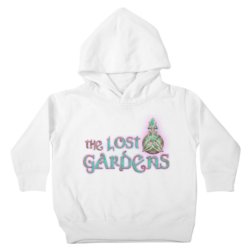 The Lost Gardens Kids Toddler Pullover Hoody by The Lost Gardens Official Merch