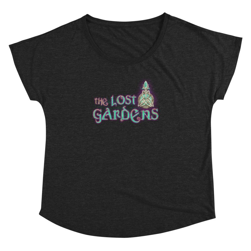 The Lost Gardens Women's Dolman by The Lost Gardens Official Merch