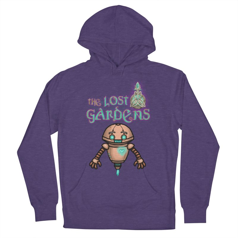 The Companion Men's Pullover Hoody by The Lost Gardens Official Merch