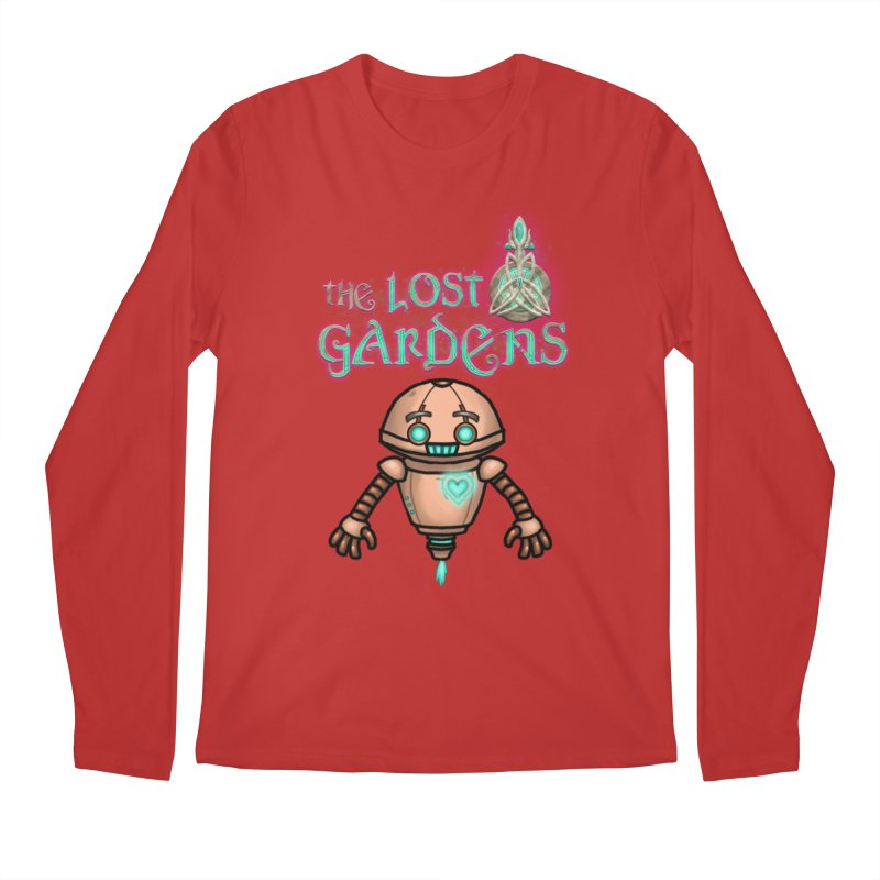 The Companion Men's Longsleeve T-Shirt by The Lost Gardens Official Merch