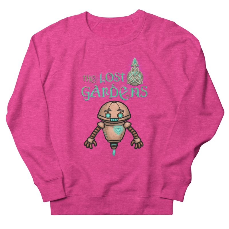 The Companion Men's Sweatshirt by The Lost Gardens Official Merch