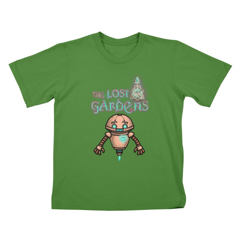 The Companion Kids T-Shirt by The Lost Gardens Official Merch