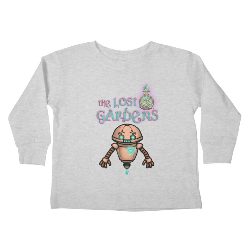The Companion Kids Toddler Longsleeve T-Shirt by The Lost Gardens Official Merch