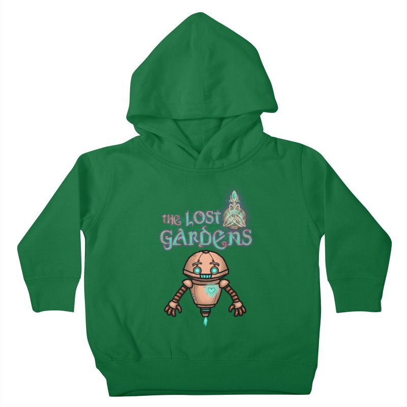 The Companion Kids Toddler Pullover Hoody by The Lost Gardens Official Merch