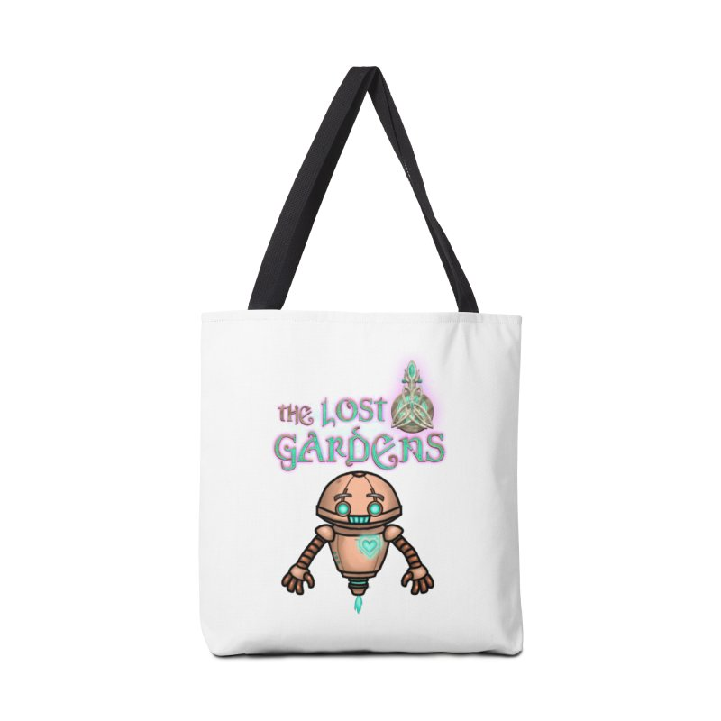 The Companion Accessories Bag by The Lost Gardens Official Merch