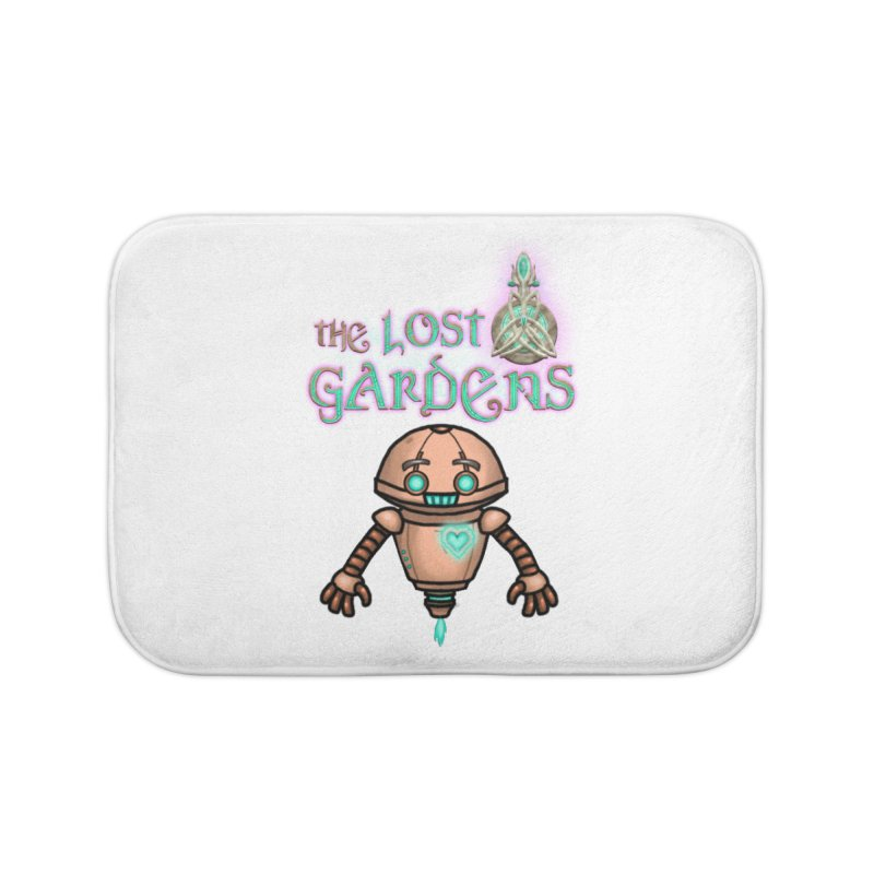 The Companion Home Bath Mat by The Lost Gardens Official Merch
