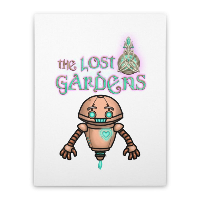 The Companion Home Stretched Canvas by The Lost Gardens Official Merch