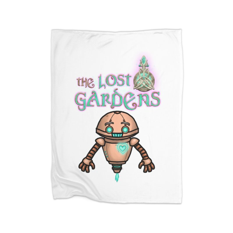 The Companion Home Blanket by The Lost Gardens Official Merch