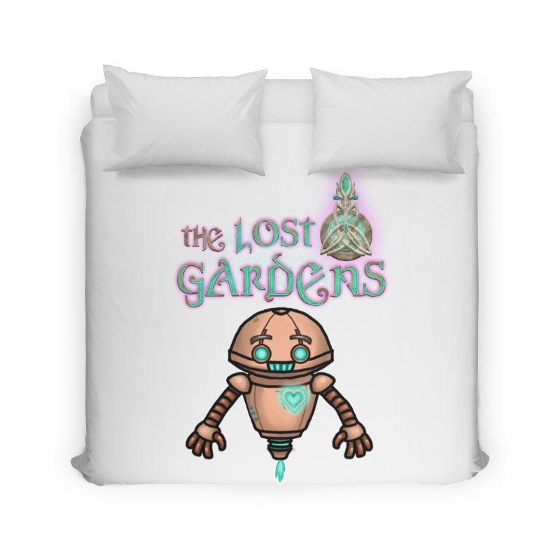The Companion Home Duvet by The Lost Gardens Official Merch
