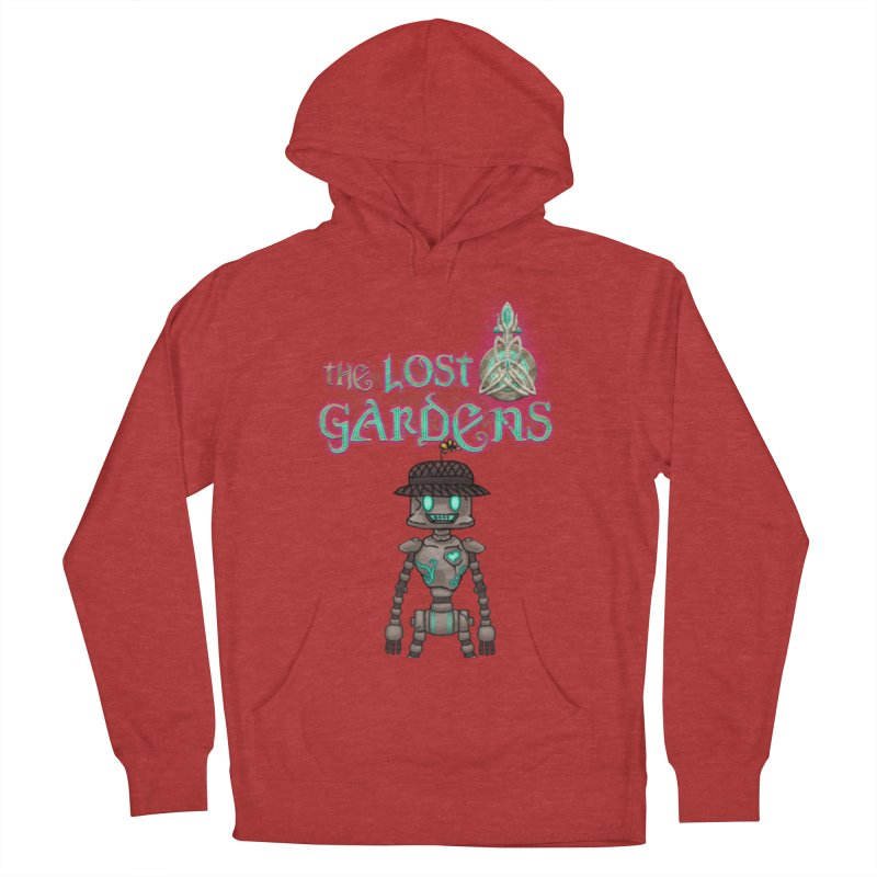 The Caretaker Women's Pullover Hoody by The Lost Gardens Official Merch