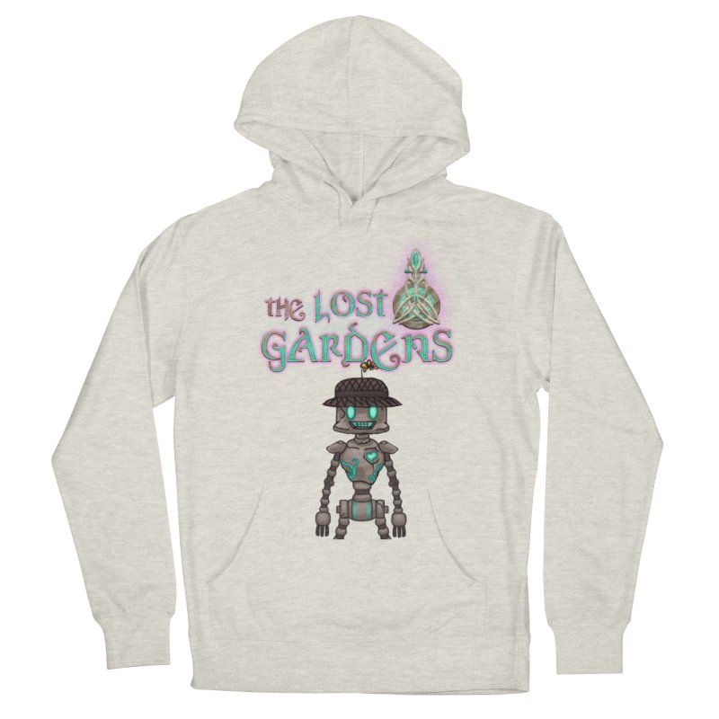 The Caretaker Men's Pullover Hoody by The Lost Gardens Official Merch