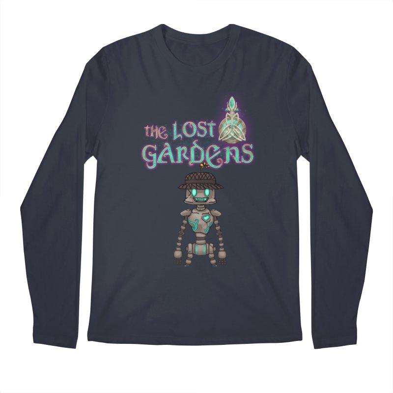 The Caretaker Men's Longsleeve T-Shirt by The Lost Gardens Official Merch