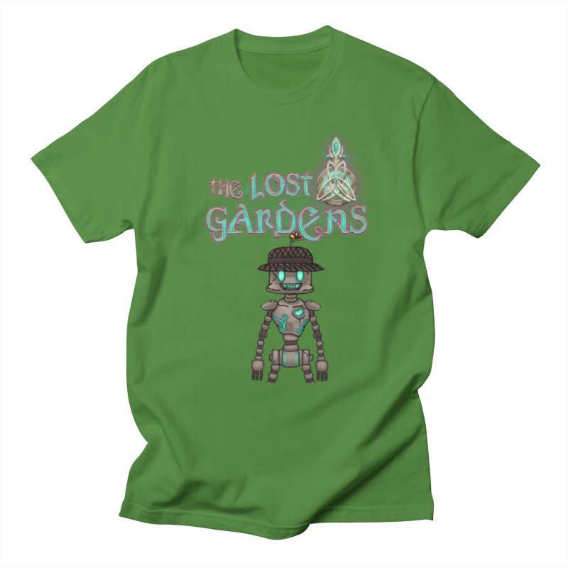 The Caretaker Women's Unisex T-Shirt by The Lost Gardens Official Merch