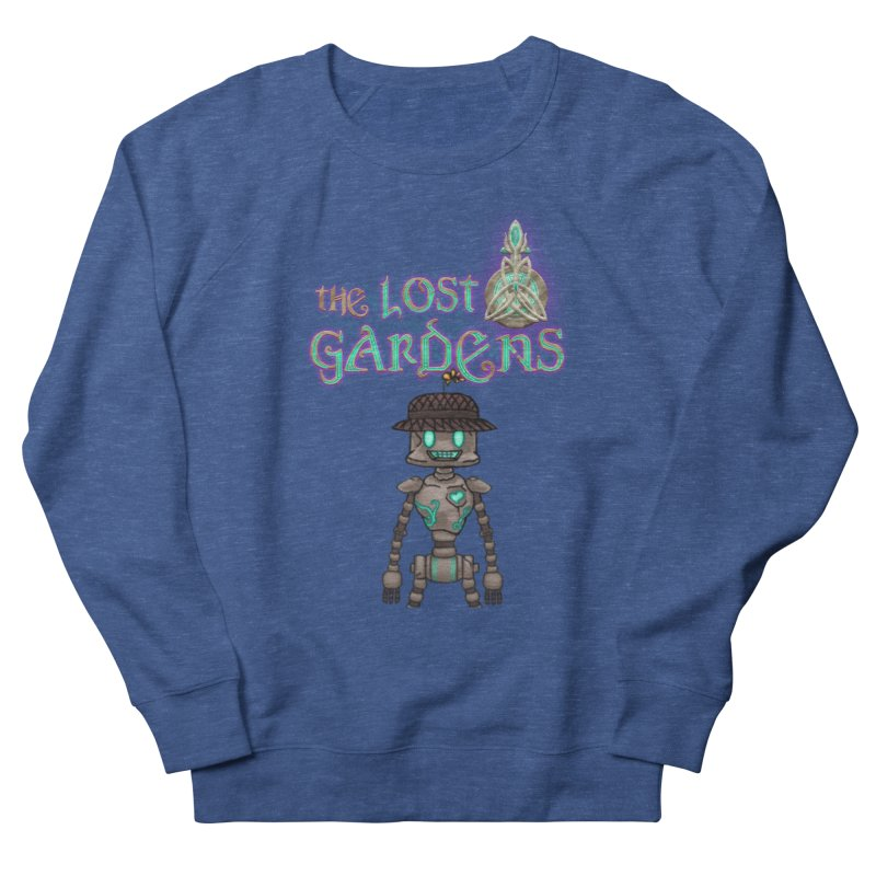 The Caretaker Women's Sweatshirt by The Lost Gardens Official Merch