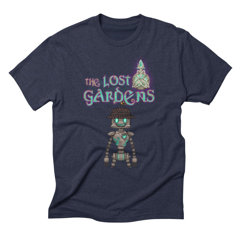 The Caretaker Men's Triblend T-Shirt by The Lost Gardens Official Merch