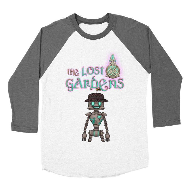 The Caretaker Women's Baseball Triblend T-Shirt by The Lost Gardens Official Merch