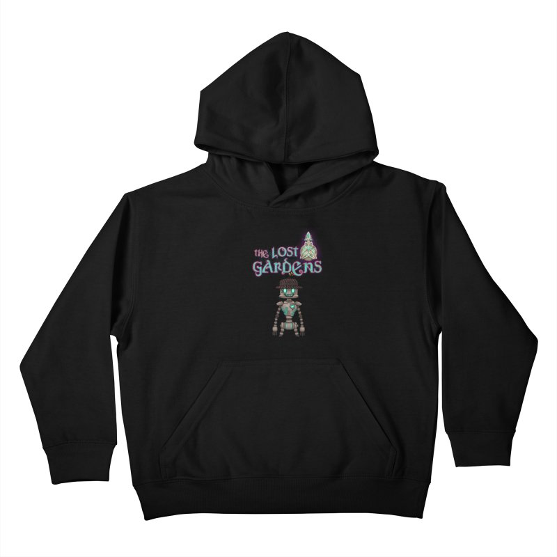 The Caretaker Kids Pullover Hoody by The Lost Gardens Official Merch
