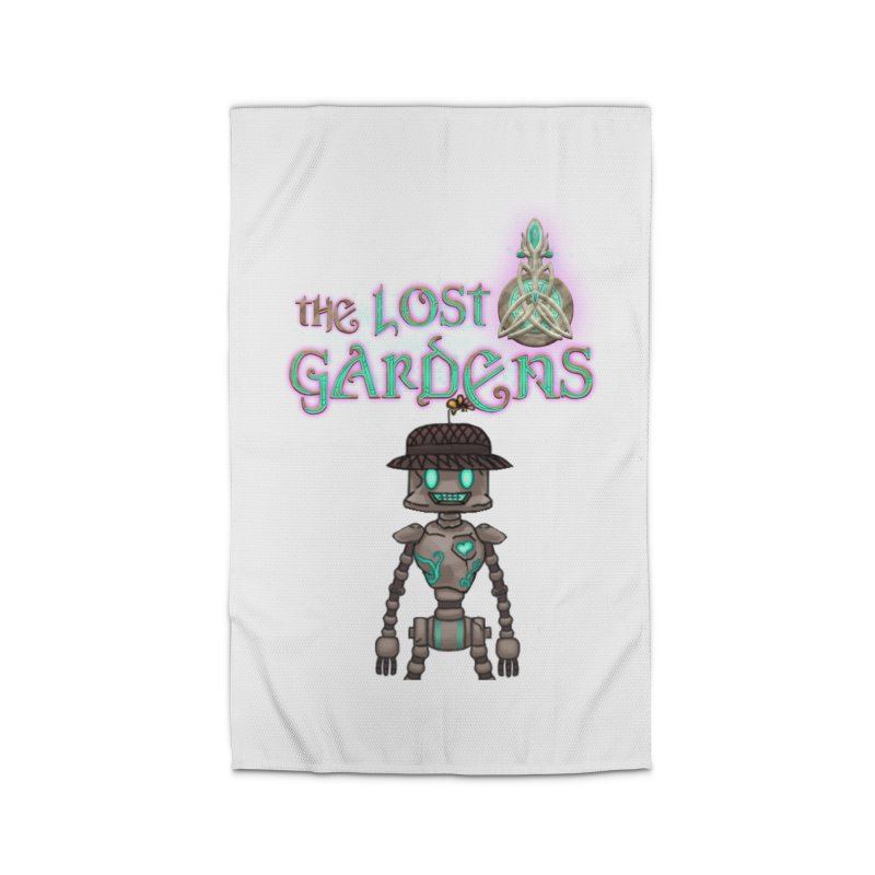 The Caretaker Home Rug by The Lost Gardens Official Merch