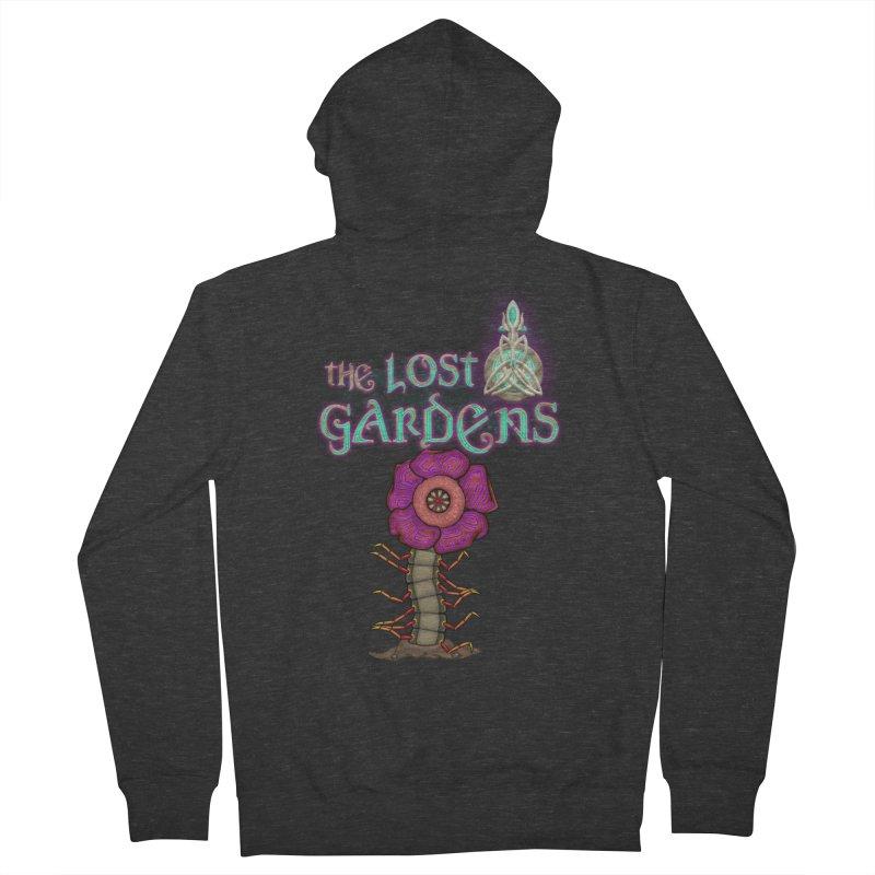 Raffelsipede Women's Zip-Up Hoody by The Lost Gardens Official Merch