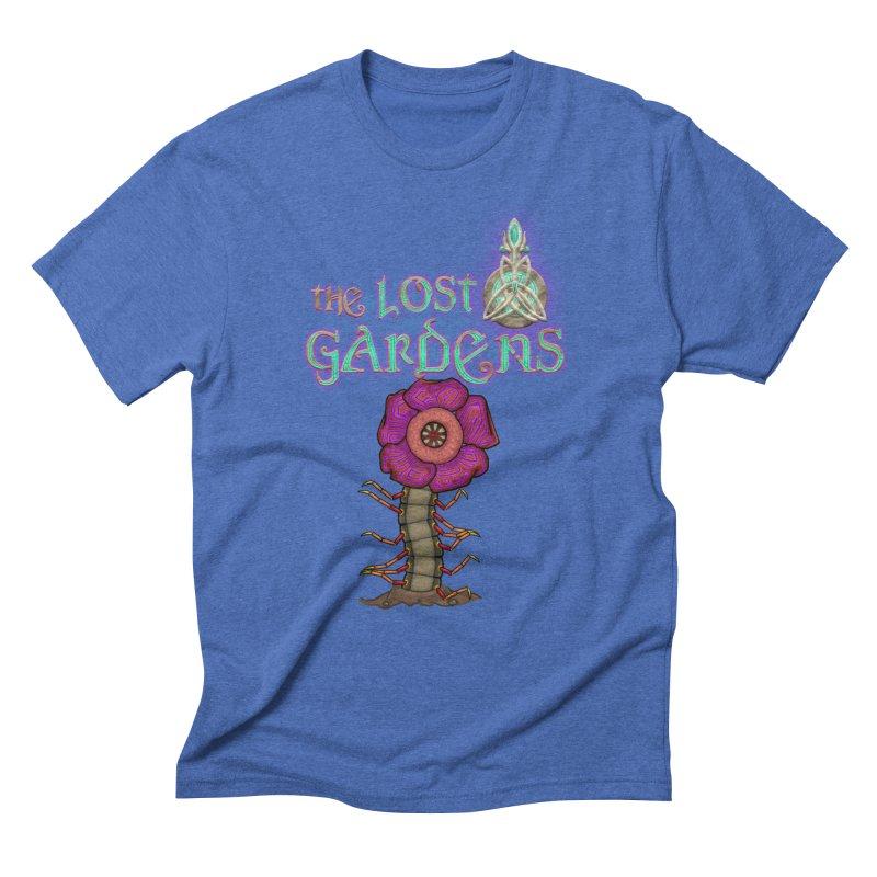 Raffelsipede Men's Triblend T-Shirt by The Lost Gardens Official Merch