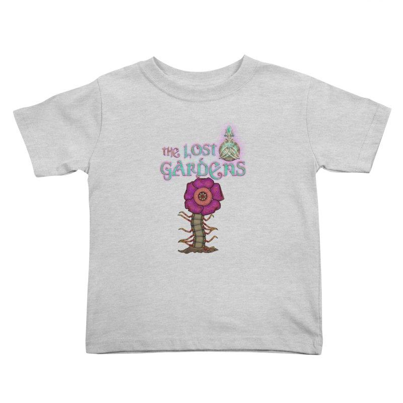 Raffelsipede Kids Toddler T-Shirt by The Lost Gardens Official Merch