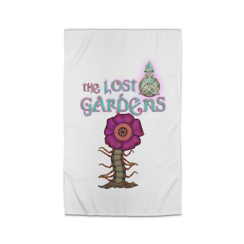 Raffelsipede Home Rug by The Lost Gardens Official Merch
