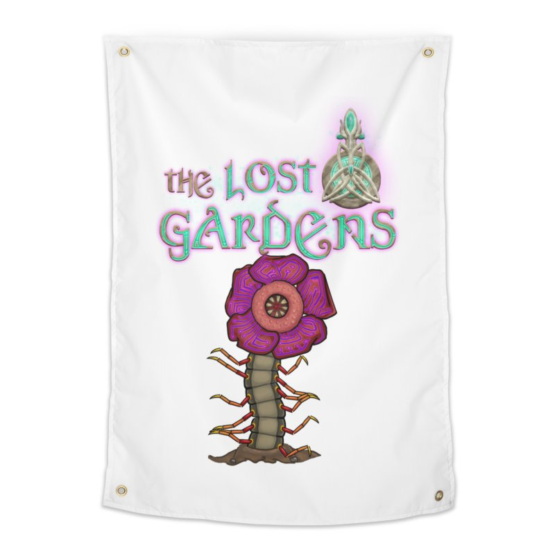 Raffelsipede Home Tapestry by The Lost Gardens Official Merch
