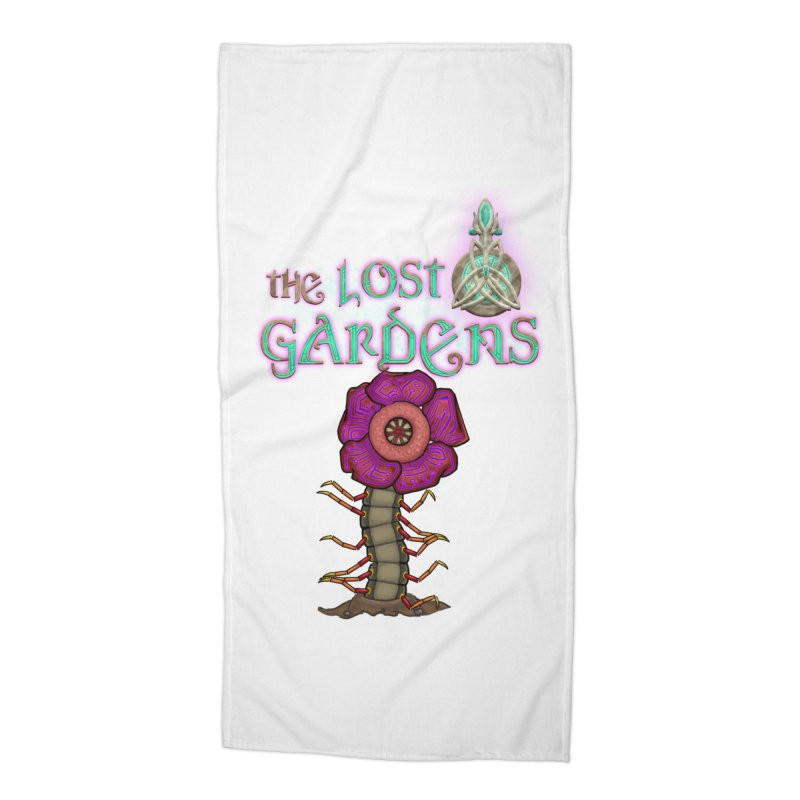 Raffelsipede Accessories Beach Towel by The Lost Gardens Official Merch