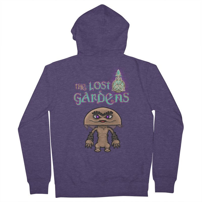 Mion Men's Zip-Up Hoody by The Lost Gardens Official Merch