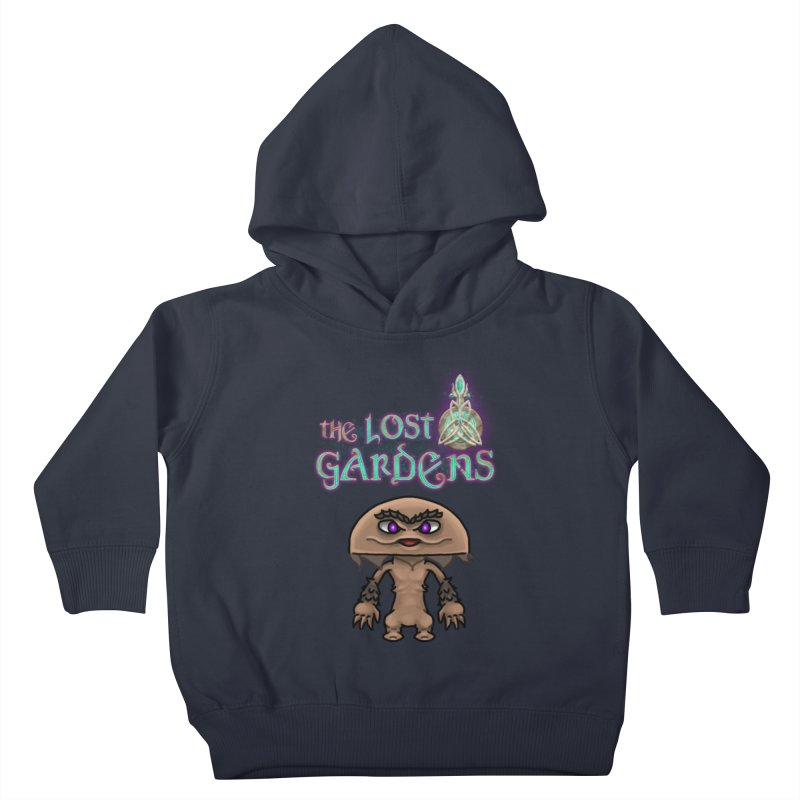 Mion Kids Toddler Pullover Hoody by The Lost Gardens Official Merch