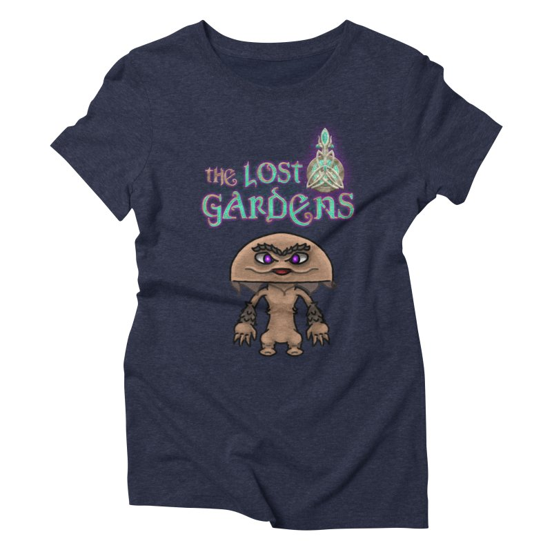 Mion Women's Triblend T-Shirt by The Lost Gardens Official Merch