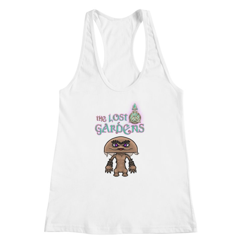 Mion Women's Racerback Tank by The Lost Gardens Official Merch